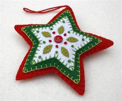 Weihnachtsdeko Aus Filz Basteln by Weihnachtsdeko Selber Basteln Kleiner Aufwand Gro 223 E
