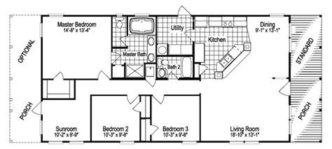 escape floor plan the great escape kap360r5 modular home plan manufactured floor plans