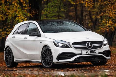 mercedes a class prices mercedes a class amg from 2013 used prices parkers