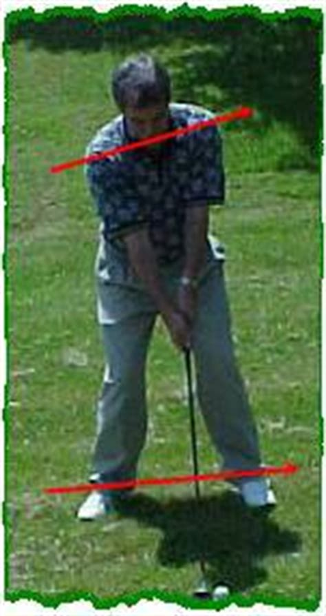 golf swing side view an athletic golf stance and setup is the launching pad for