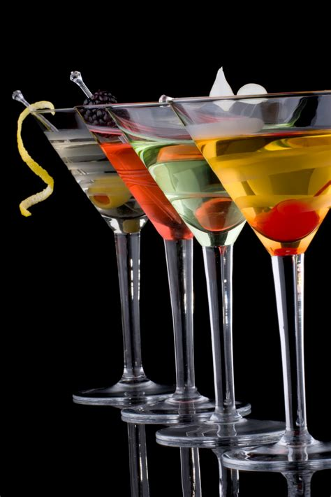 martini drinks team building cocktail packages at the pantages meetings