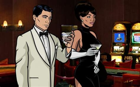 archer spy cartoon tv show archer is a sly witty spy cartoon for adults the