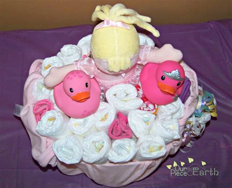 bathtub baby shower gift make diapers the best gift of all with this baby bath