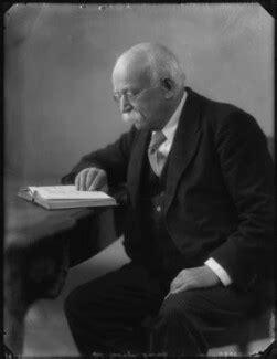 npg  sir ebenezer howard portrait national