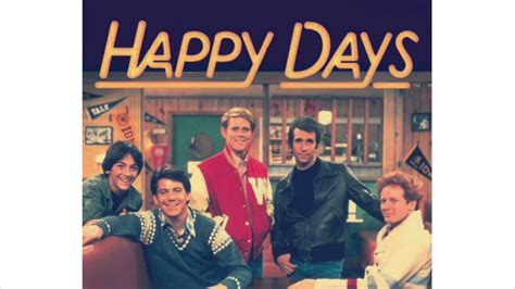from happy days happy days theme song