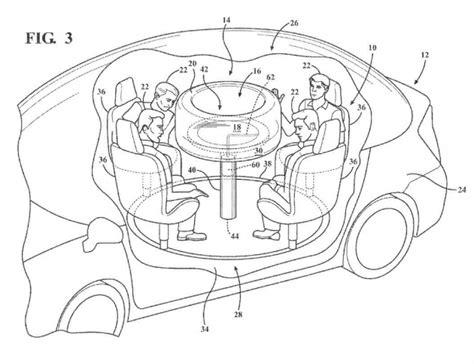 Meja Jepun Boleh Lipat ford daftar paten meja boleh lipat dengan beg udara
