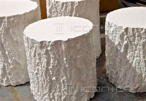 tree stump display plinths trunk prop icon co wales prop