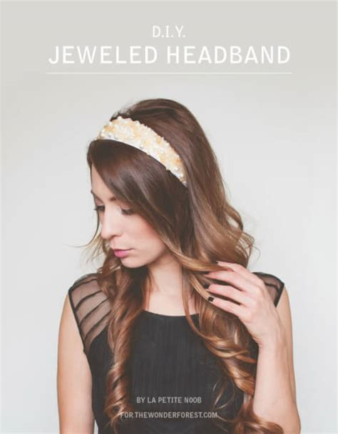 hairstyles with jeweled headband 6 enchanting holiday hairstyles