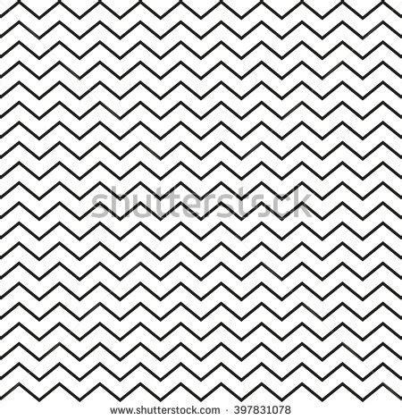 line pattern zig zag pattern zigzag classic chevron seamless pattern stock