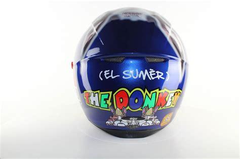 Helm Vr46 agv k 3 sv the helm chion helmets