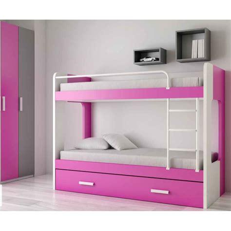 literas camas 041 litera tres camas www quatromueblesjuveniles