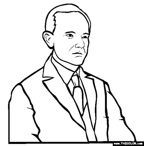 Calvin Johnson Pages Coloring Pages Calvin Coloring Page