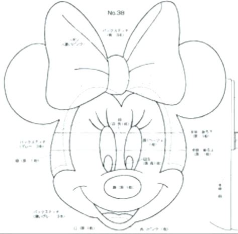 free printable minnie mouse bow template minnie mouse bow template keni candlecomfortzone