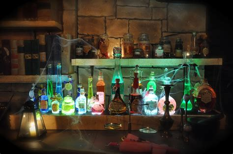 potions light box