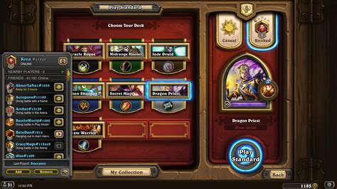 hearthstone priest deck build basic deck hearthstone priest 28 images the best free