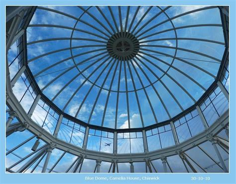 Large Dome Nets Blue chiswick house and gardens mapio net