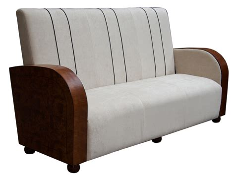 art deco couch orleans art deco sofa and chair english sofas