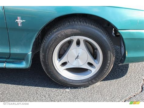 1998 mustang wheels 1998 ford mustang v6 coupe wheel photo 79303991