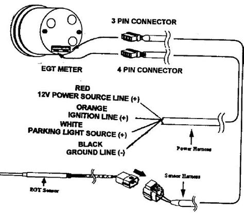 defi wiring diagram defi rpm meter wiring diagram wiring