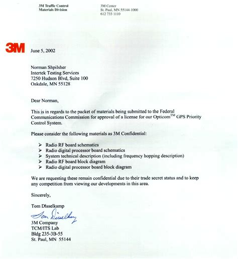cover letter confidential opticomgps1 opticom gps transmitter cover letter