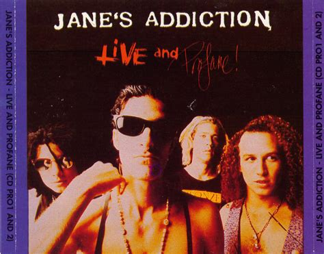 Does The Va Cover Detox by Live And Profane 2 Disc Version Janesaddiction Org