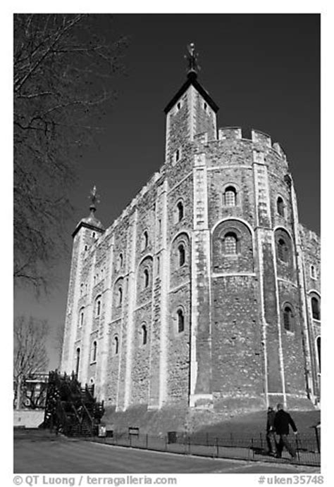 black  white picturephoto white tower