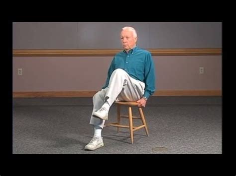 seated exercises for adults