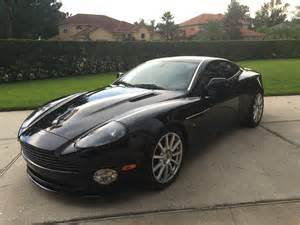 2003 Aston Martin For Sale 2003 Aston Martin Vanquish For Sale