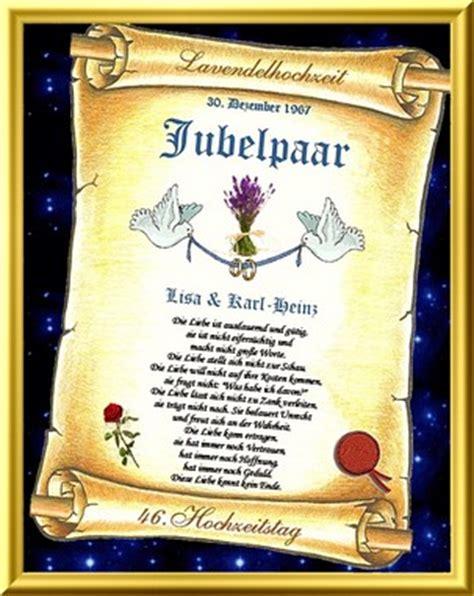 Hochzeit 33 Jahre by Urkunde Als Geschenk Zum Hochzeitstag Vom 1 100