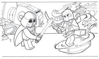 lego coloring pages lego ninjago coloring pages free printable pictures