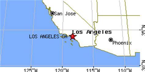 california map latitude longitude los angeles map latitude longitude