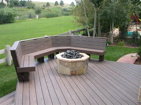 Deck Safe Pit small deck pit deck design and ideas
