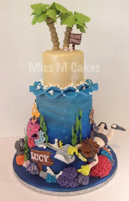 Hummingbird Mermaid Scuba 53 best sea cakes images on mermaids