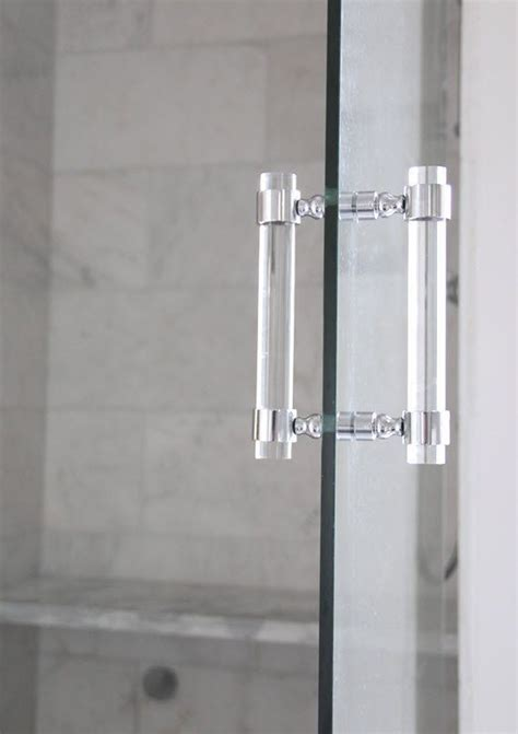 Best 25 Shower Door Hardware Ideas On Pinterest Glass Shower Door Pull Handle