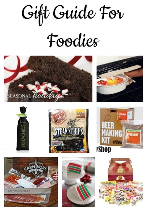 christmas gift ideas for foodies emily reviews