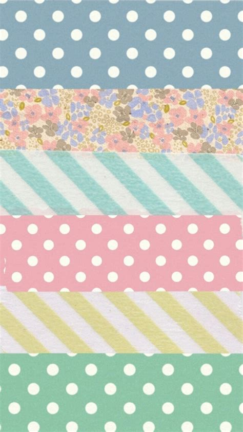 girly print wallpaper cute retro wallpaper wallpapersafari