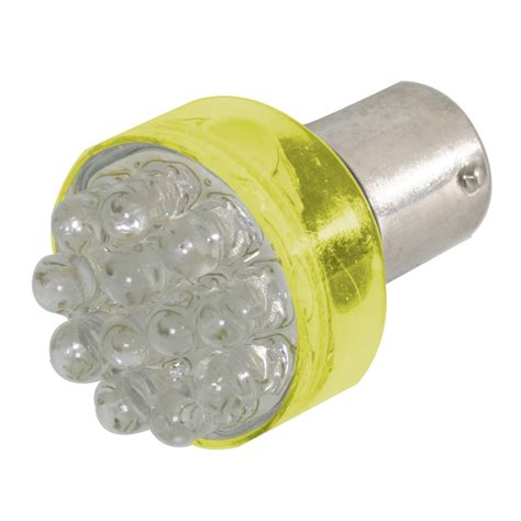 Individual Led Light Bulbs 1156 Single Directional 12 Led Light Bulb Grand General Auto Parts Accessories Manufacturer