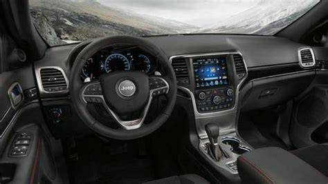 jeep grand interni jeep grand listino prezzi 2018 consumi e