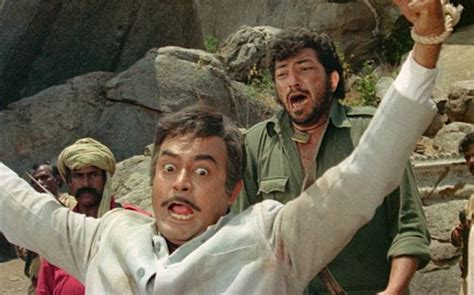 biography of movie sholay sholay s gabbar singh might soon be back to haunt tourists