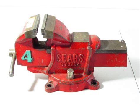 sears bench vise sears vise shop collectibles online daily