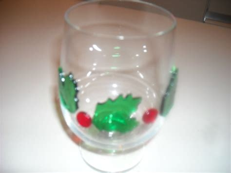 bicchieri natalizi fai da te bicchieri natalizi fai da te