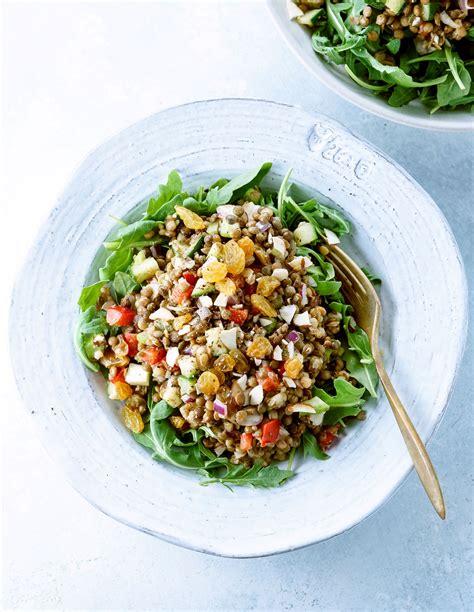 potluck salad the best lentil potluck salad detoxinista