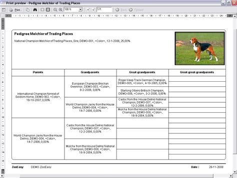 printable pet health record forms dog breeds picture