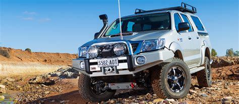 Towing Arb Hilux arb 4 215 4 accessories frontal protection arb 4x4 accessories