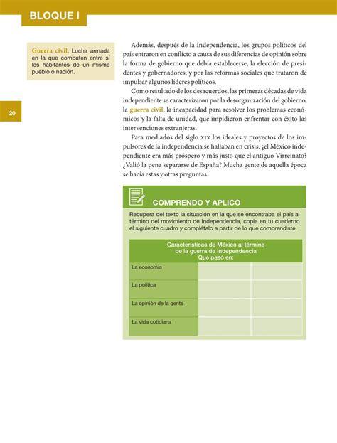 historia sexto grado 2016 2017 online pagina 24 de 136 libros historia quinto grado 2016 2017 libro de texto online