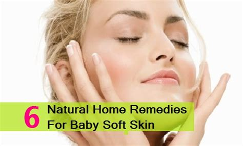 best home remedies for baby soft skin