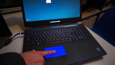 Laptop Alienware M17xr5 test alienware 17 m17x r5 fr