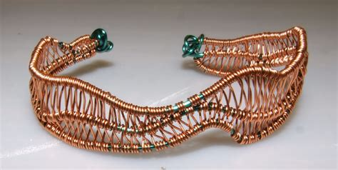how to make wire weave jewelry image gallery jewelry techniques wire sculpture