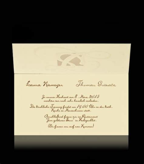 Hochzeitseinladungen Preiswert by Hochzeitseinladungen D 9601 Preiswerte Einladungen F 252 R