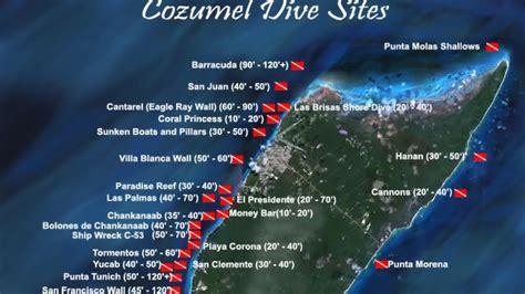 dive cozumel diving cozumel pacific vs atlantic